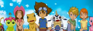 Digimon - Feel Their Hope...