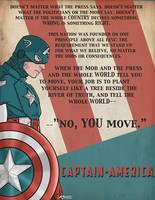 Captain America by alijamZz