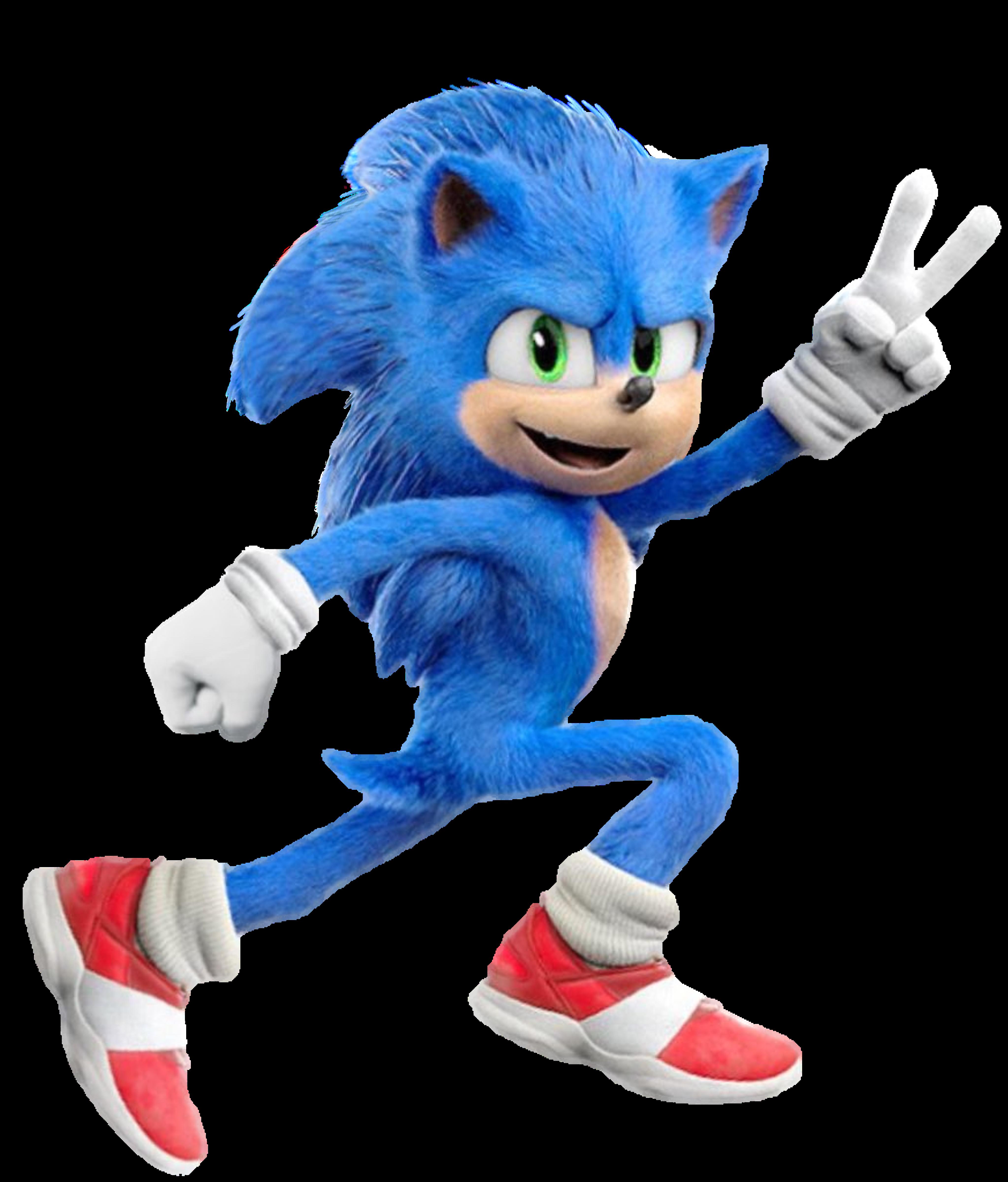 Sonic The Hedgehog 2020 Png By Vit0zai On Deviantart