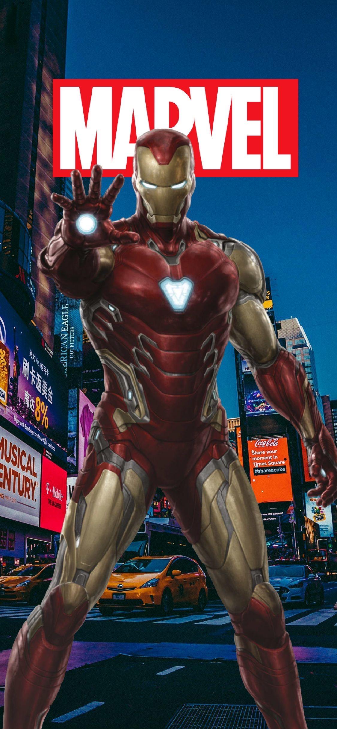 Tony Stark/Iron Man - iPhone 11 ...