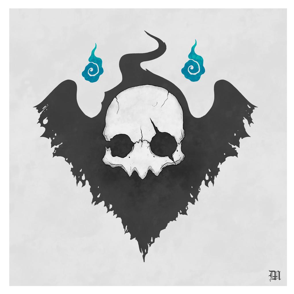 Ghost pokemon by sinner-moon