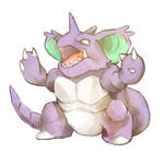 Poke-commission: Nidoking