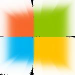 Windows 7 logo as of 2012