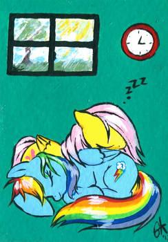 ATC: Afternoon Nap