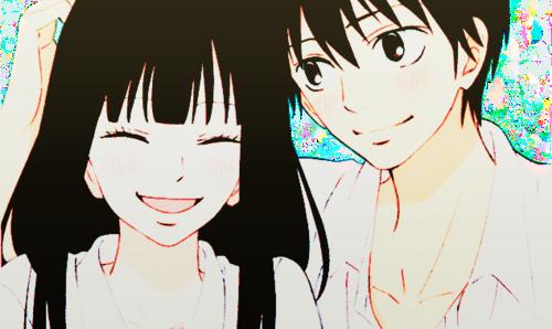 Kazehaya y Sawako by YuuLolita