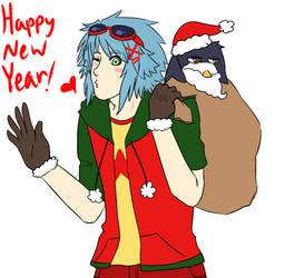 BELATED Xmas/New Years Present: Kawaii-Miho