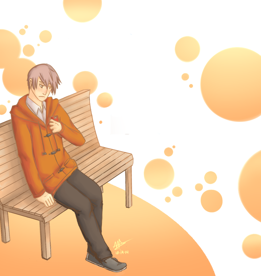 Waiting by ShadowKnightSociety