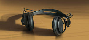 Headphones by Clean3d