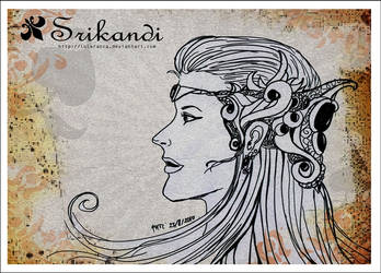 Srikandi by lolaranca