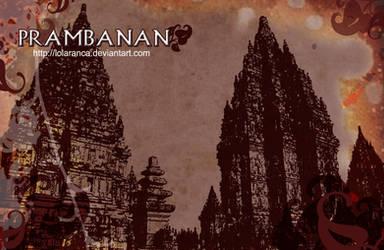 Prambanan Temple by lolaranca