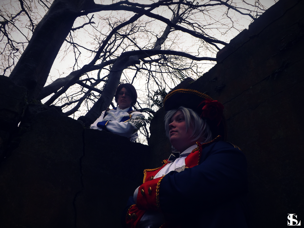 Hetalia - Watched Enemy by Silent--Laughter