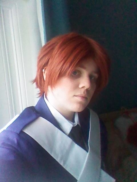 Hetalia - Tilted Glance by Silent--Laughter