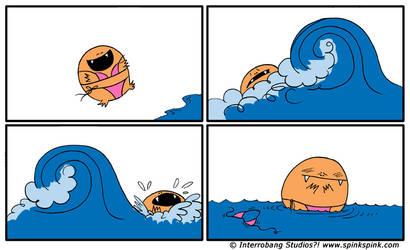 Spinks - Spinkini Swimmer by Kya-Kyabetsu