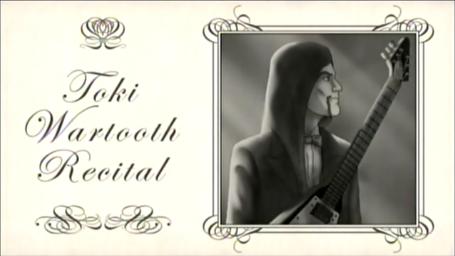 Toki Wartooth Recital by ToddOfdensencastiel