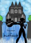 Trainer in PLATINUM, Cover 2
