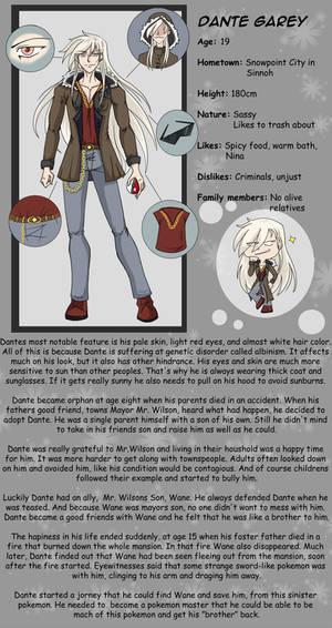 Dante Bio
