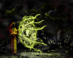 magical incantation