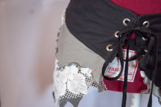 GOA Faerie Skirt - Detail