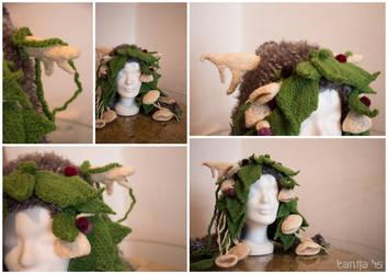 Faun Hood (Headdress)