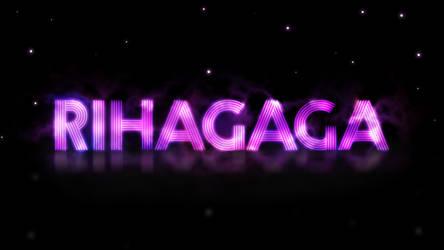 Rihagaga - Wallpaper by ExtremRaym