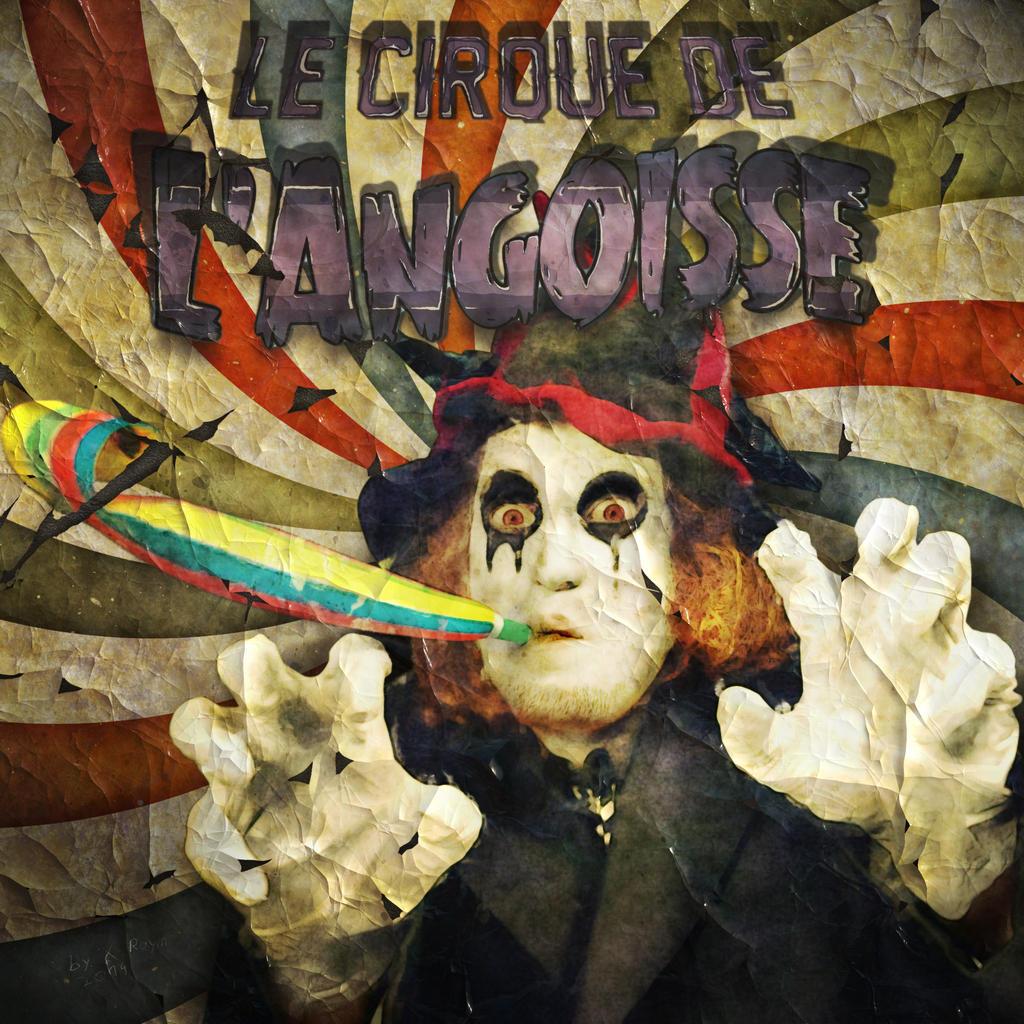 Le Cirque de l'Angoisse - Cover