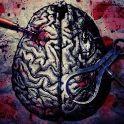 Asymmtrical Brain Damage - Cover by ExtremRaym