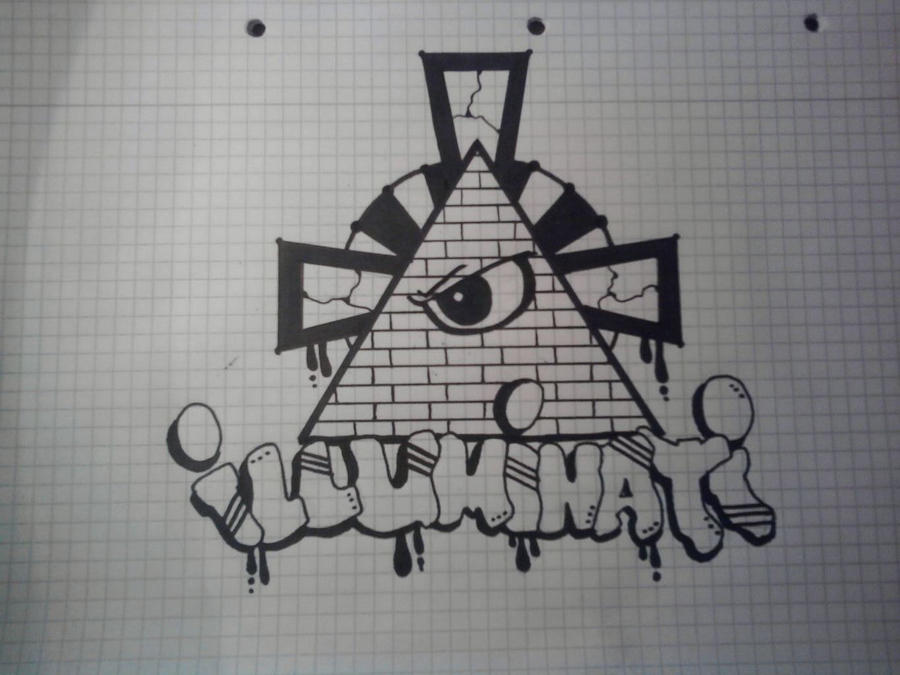 Illuminati/All-seeing eye by dbrascont on DeviantArt