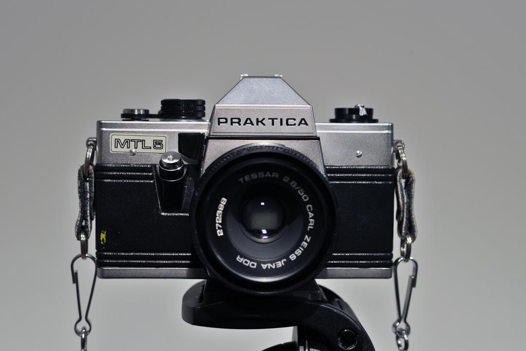 Praktica mtl by in my viewfinder on deviantart