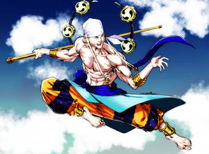 One Piece's Enel