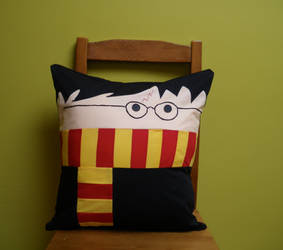 Potter pillow