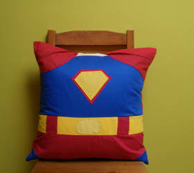 Hero pillow