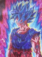 Ssjb Goku kaioken times 20 by kronos557