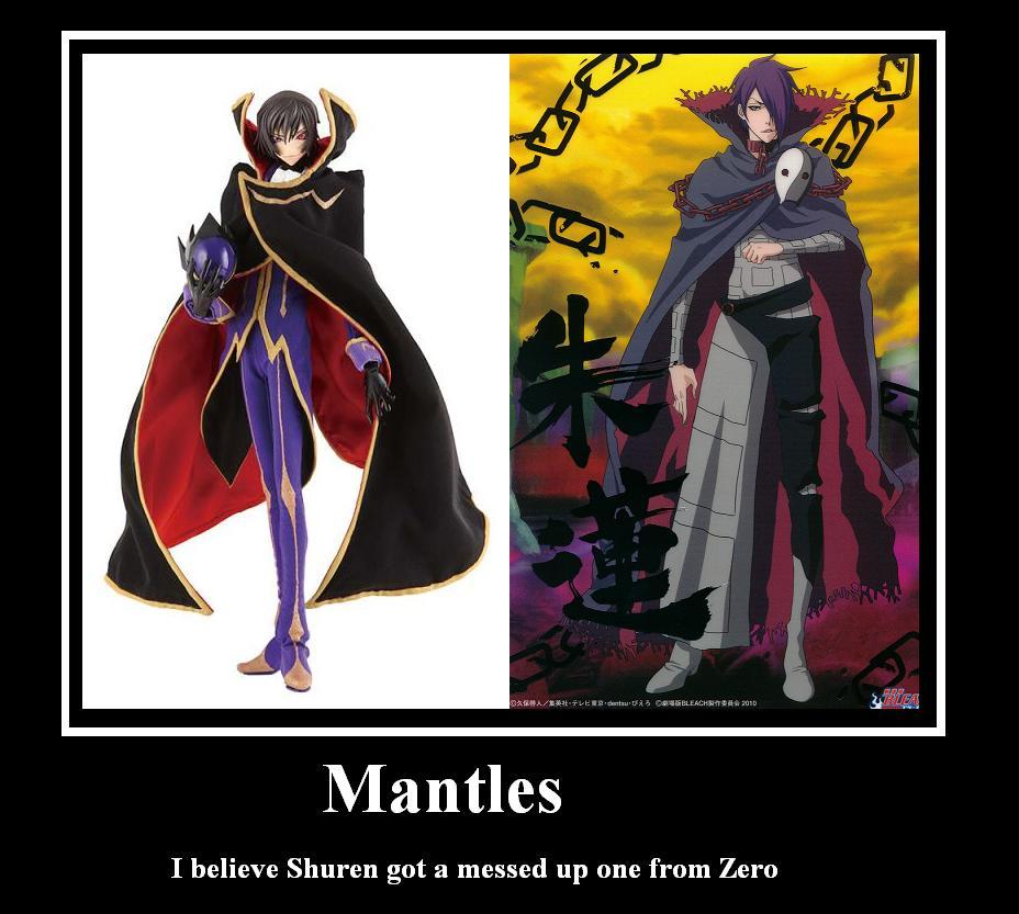 Mantles Motivational Poster by YueShirosaki
