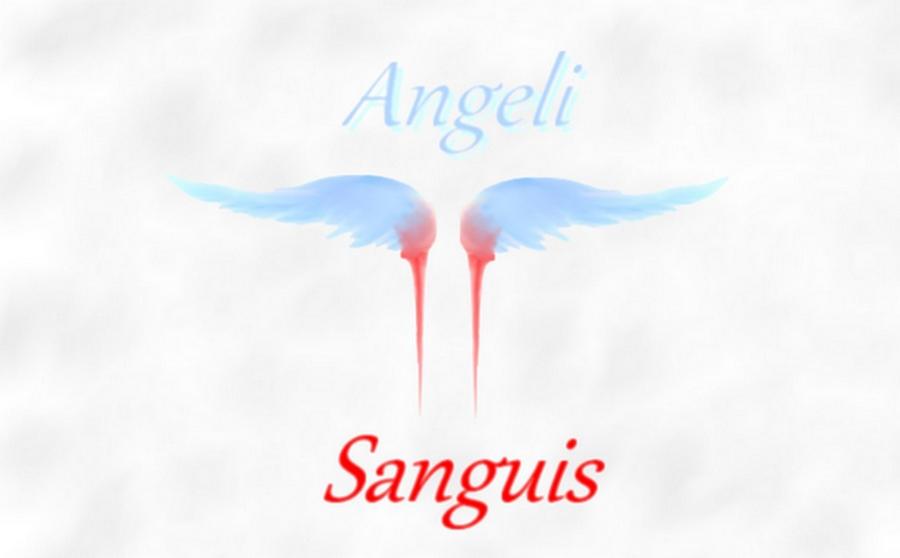 Cover Angeli Sanguis by YueShirosaki