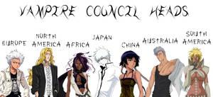 Great Council by YueShirosaki