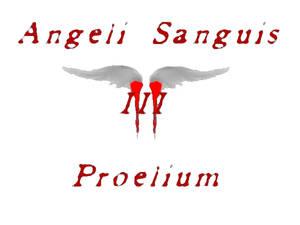 Angeli Sanguis III - Proelium Cover