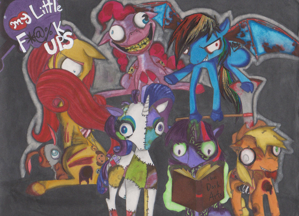 My Little Pony and Movie Parody Art in Harmony - Brony.com | T ...