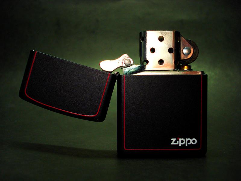 Zippo Fragrance Logo Hail the Zippo by cheduardo2k