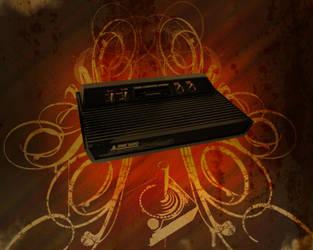 Atari by cheduardo2k