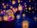I see the light by HornedVeles