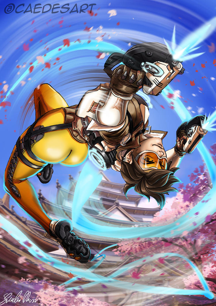 Tracer by Caedes-art