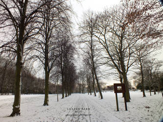 Winter Harmony at Leazes Park by Aditiya-IR