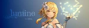 Lumine Banner