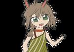 Horn-chan Fanart
