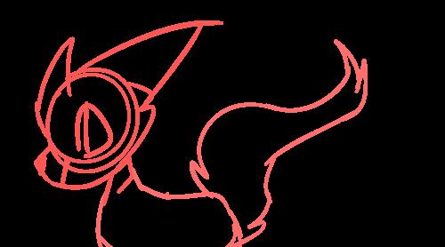 Sketch Comm Sample by Arkiac