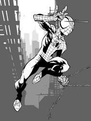 Amazing Spider-Man Vol. 2 - 3 by wilsonjose