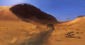 Dockyard Desert