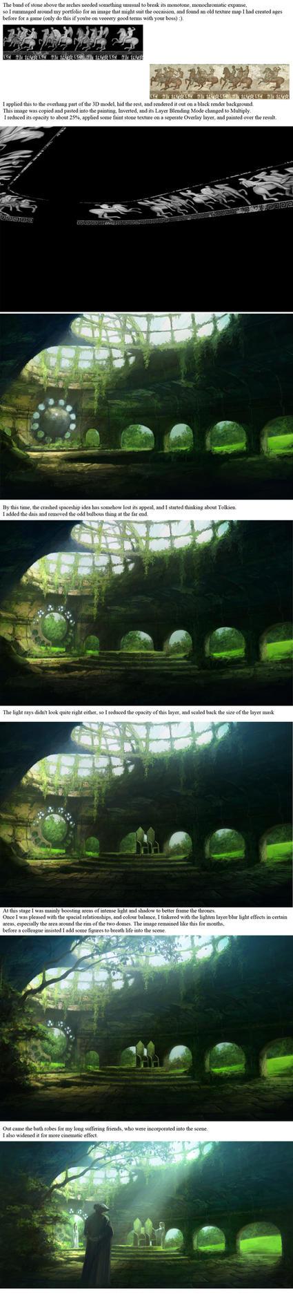 Ruins of Doriath tutorial PtII by PeteAmachree