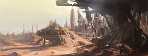 Klingon Dilithium Mine
