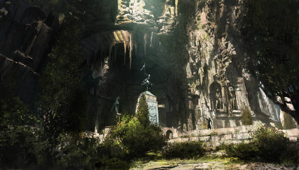 Tomb of an Atlantean King